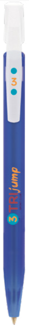 BIC Media Clic Frosted